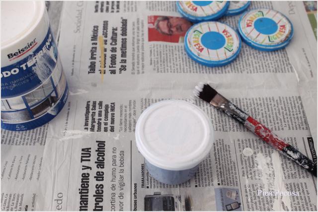 tapas-botes-pintadas-decoracion-navidad-falsas-rodajas-madera-imprimacion-previa