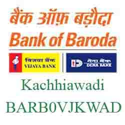 Vijaya Baroda Bank Kachhiawadi Branch New IFSC, MICR