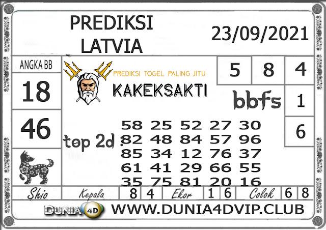 Prediksi Togel LATVIA DUNIA4D 23 SEPTEMBER 2021