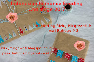 [ Master Post ] Indonesian Romance Reading Challenge 2017