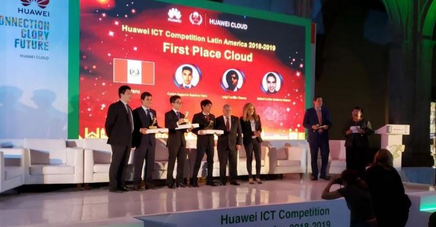 UNMSM: Universidad San Marcos obtiene primer lugar en torneo internacional de inteligencia artificial - www.unmsm.edu.pe