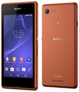 Sony Xperia d2203
