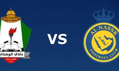 # مباراة النصر والوحدات مباشر 26-4-2021 النصر ضد الوحدات في دوري أبطال آسيا