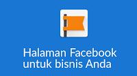 Memanfaatkan Halaman Facebook Untuk Bisnis Anda