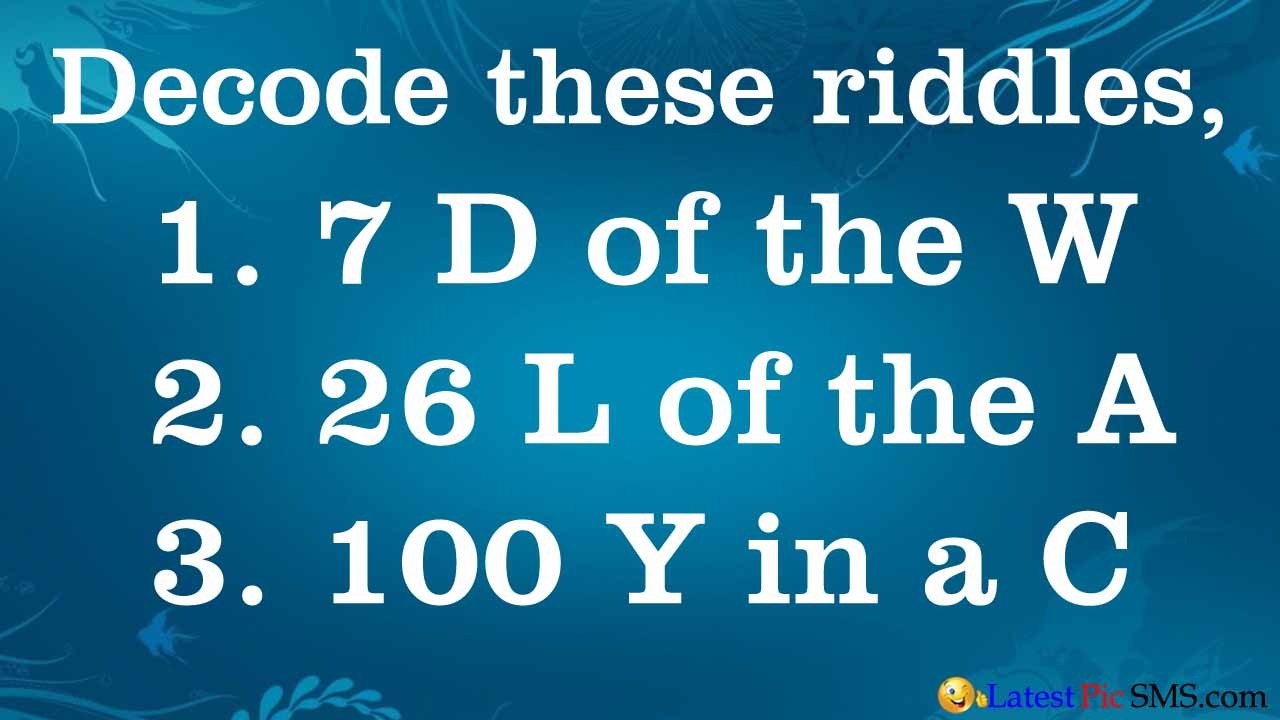 Best Brain Teasers