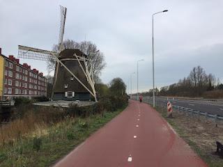 Foto van Lex van Buuren die skatelessen in Amsterdam organiseert.