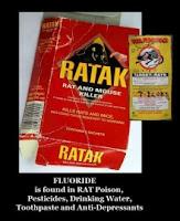 Informasi Fluoride: Fluoride pada racun tikus