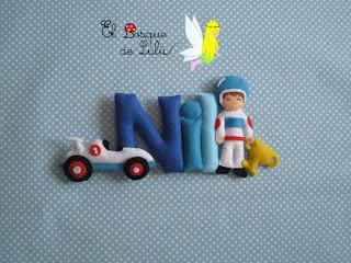 nombre-fieltro-Nil-elbosquedelulu-felt-feltro-regalo-personalizados-babyroom-name-banner-decoración-infantil