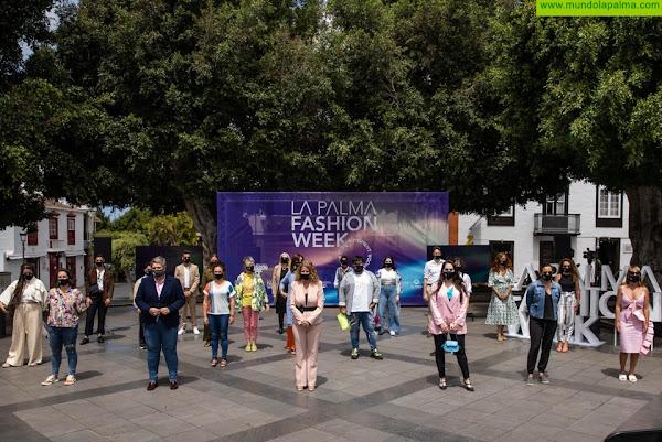 Arranca una renovada edición de La Palma Fashion Week con la moda, la naturaleza y la sostenibilidad como protagonistas