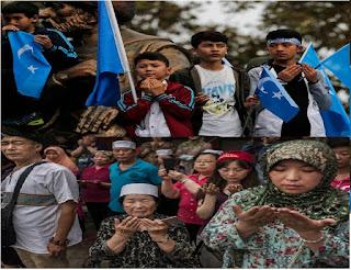 مسلمي الإيغور