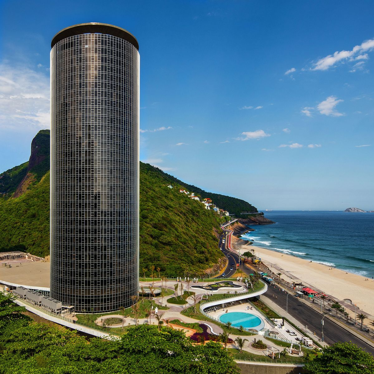 passion for luxury : opening gran meliá nacional rio in march 2017.