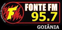 Rádio Fonte FM 95,7 de Goiânia GO
