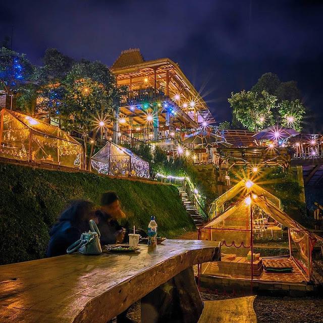 Tempat Nongkrong di Lembang