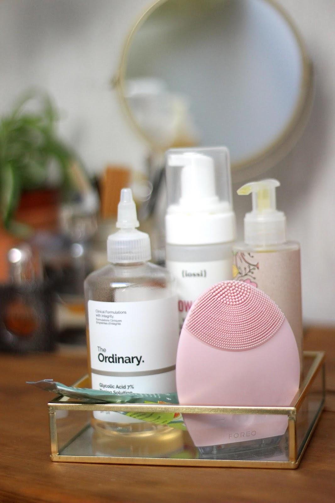 Moje pucowanie skóry, czyli ulubione kosmetyki do oczyszczania