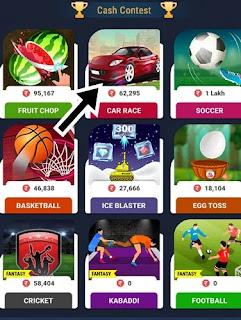 Big cash app car care game contest