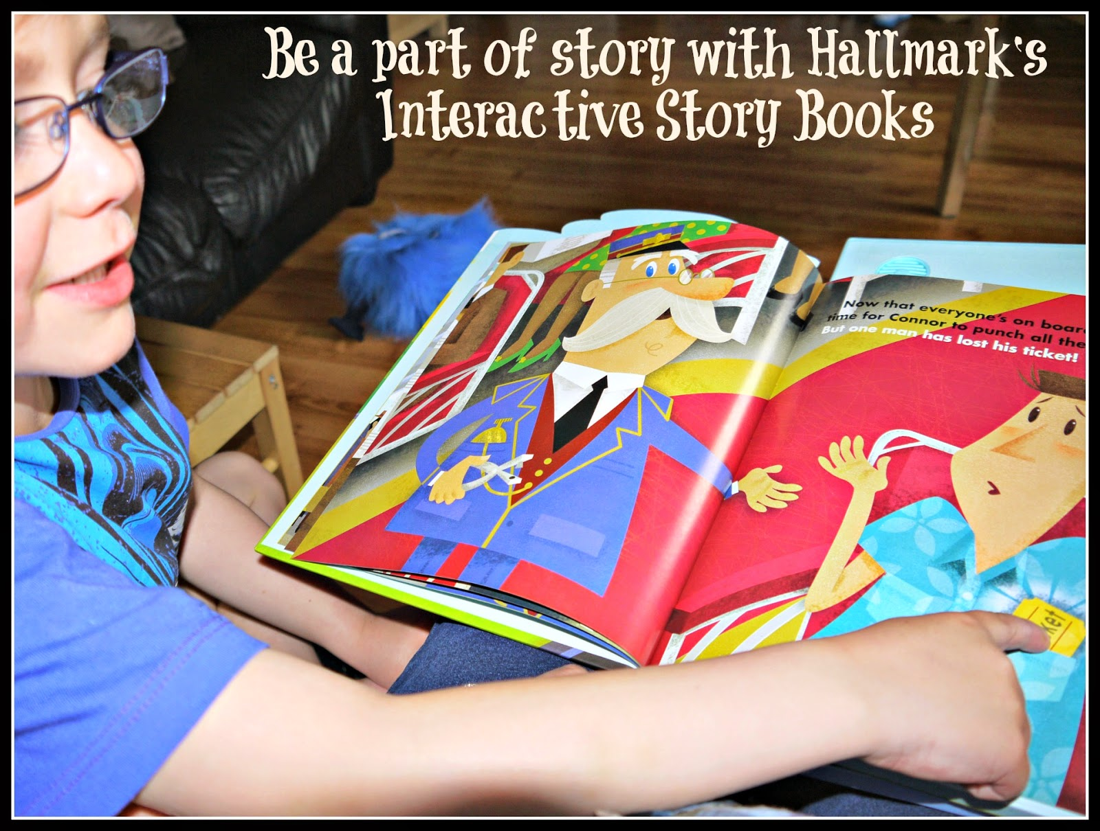 storytime, interactive books