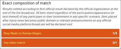 Kambi's WWE WrestleMania 36 Special - WWE Universal Championship Match