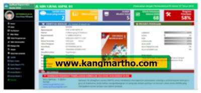 Aplikasi Raport K13 SD