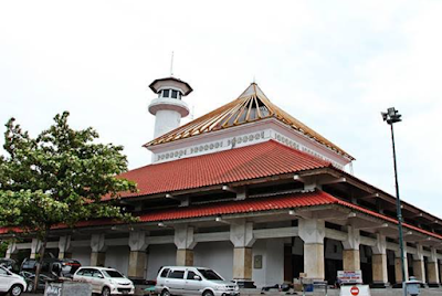 Ciri-ciri Masjid Prang NU