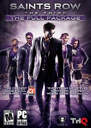 Saints Row The Third COMPLETE Fully Full Version PC Games