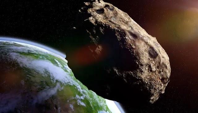Un astéroïde avec «un masque de protection» s'approche de la Terre