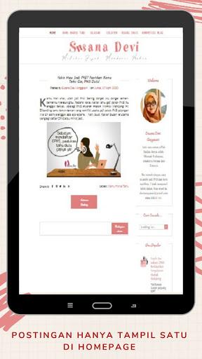 Postingan  Hanya Tampil Satu di Homepage Blogger  BlogspotPostingan  Hanya Tampil Satu di Homepage Blogger  Blogspot