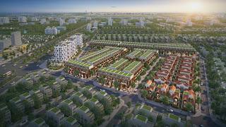 Bất động sản hưởng lợi từ dự án sân Bay Long Thành