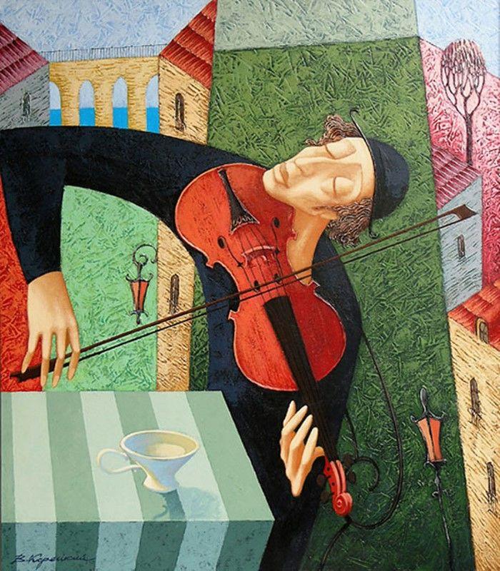 Украинский художник. Viacheslav Koretskiy 15