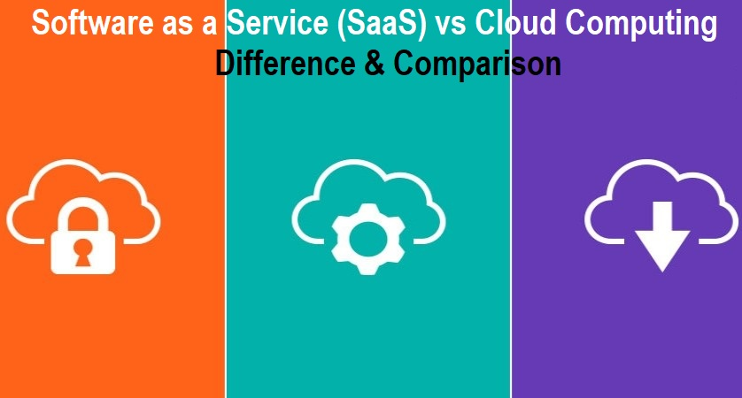SaaS vs Cloud