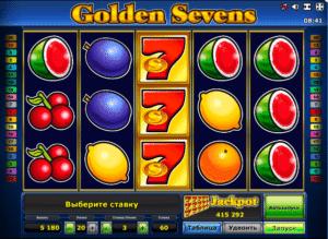 Jucat acum Golden Sevens Online