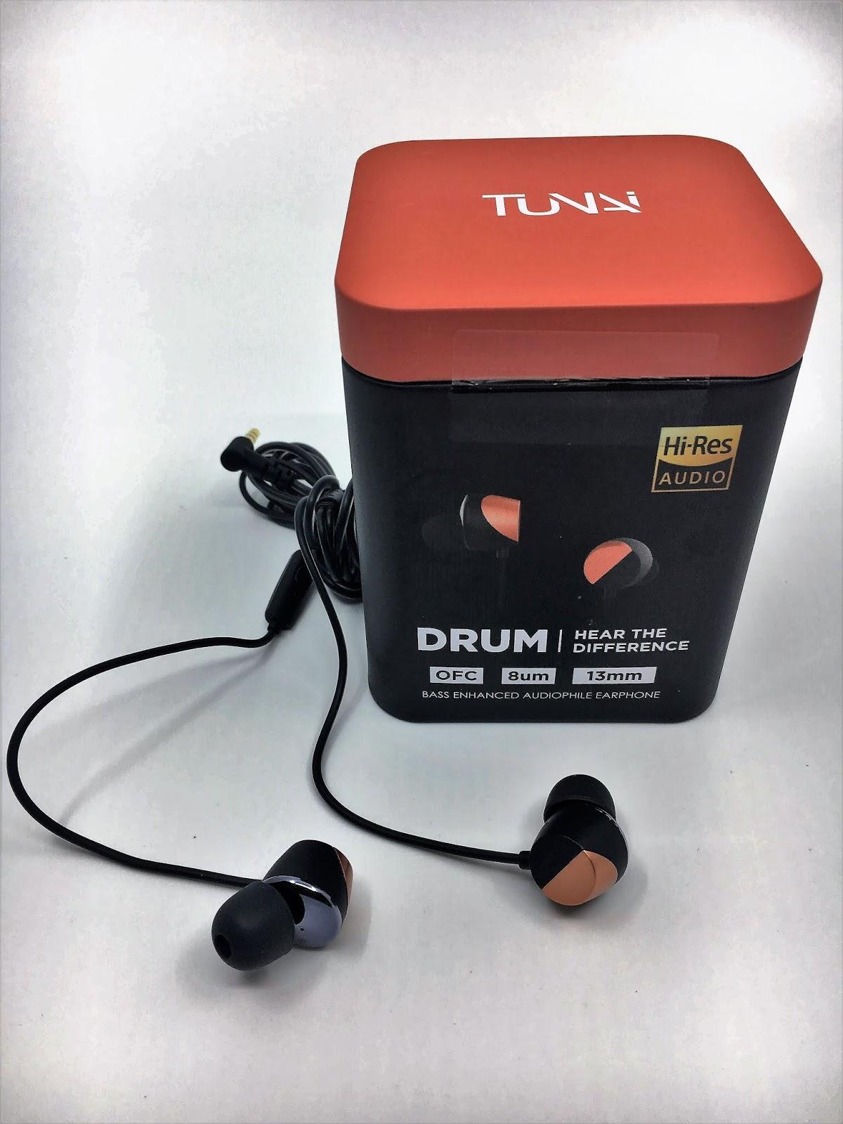21816c252dfc Giveaway Tunai Creative Drum Earphones Review