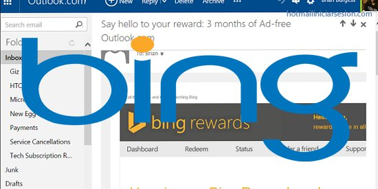 Aprende a usar Bing desde Outlook.com