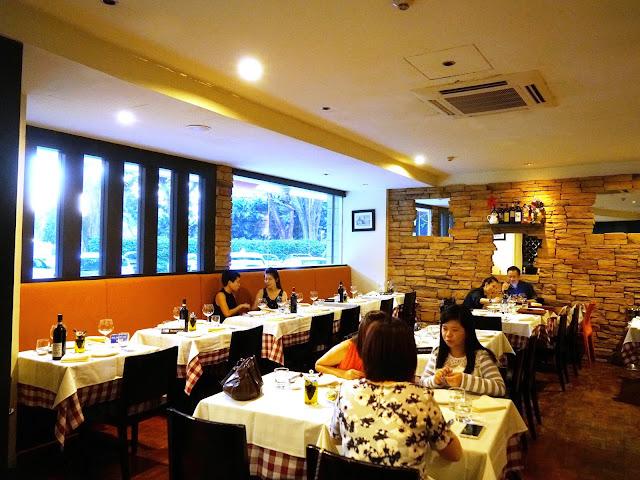 Italian Restaurant Novena
