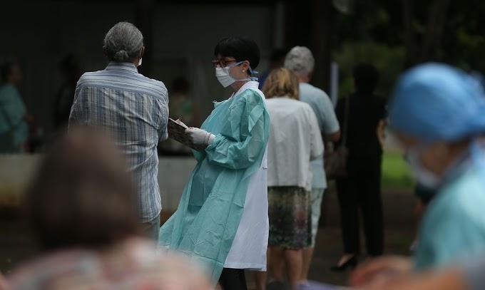 Coronavírus tem a taxa de letalidade de 2,1% no Brasil