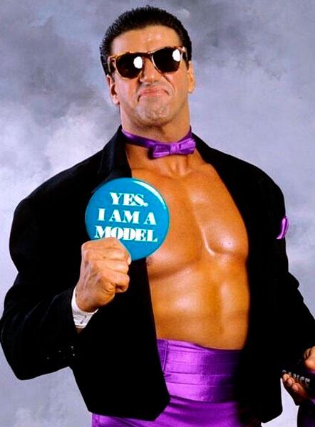 Pressing Catch WWF - Modelitos Martel