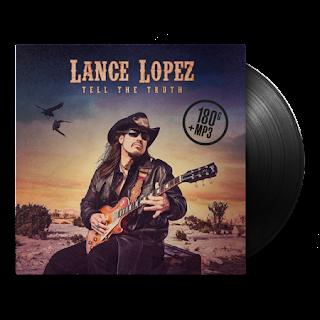 """Το βίντεο του Lance Lopez για το """"Down To One Bar"""" από το album """"Tell The Truth"""""""