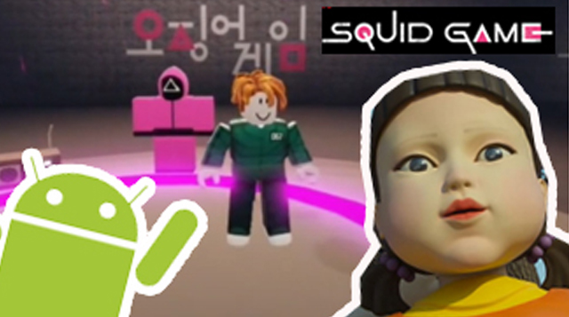 Squid Game Android Roblox Fish Game