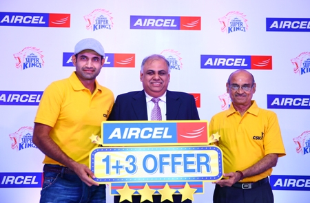 aircel lucky draw winner