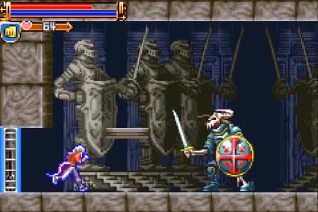 Castlevania Game Boy Advance