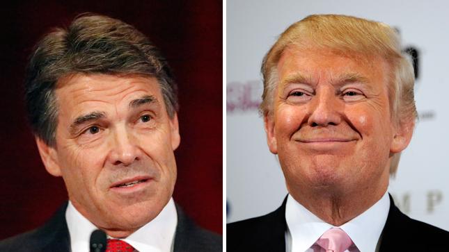 Donald Trump, anunciou nesta quarta-feira (14/12) o ex-governador do Texas Rick Perry como futuro secretário de Energia