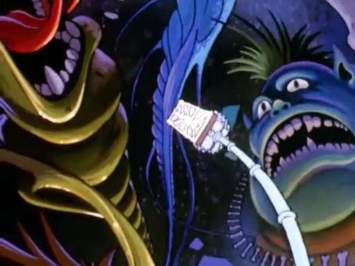 Il Ghostbusters della Filmation