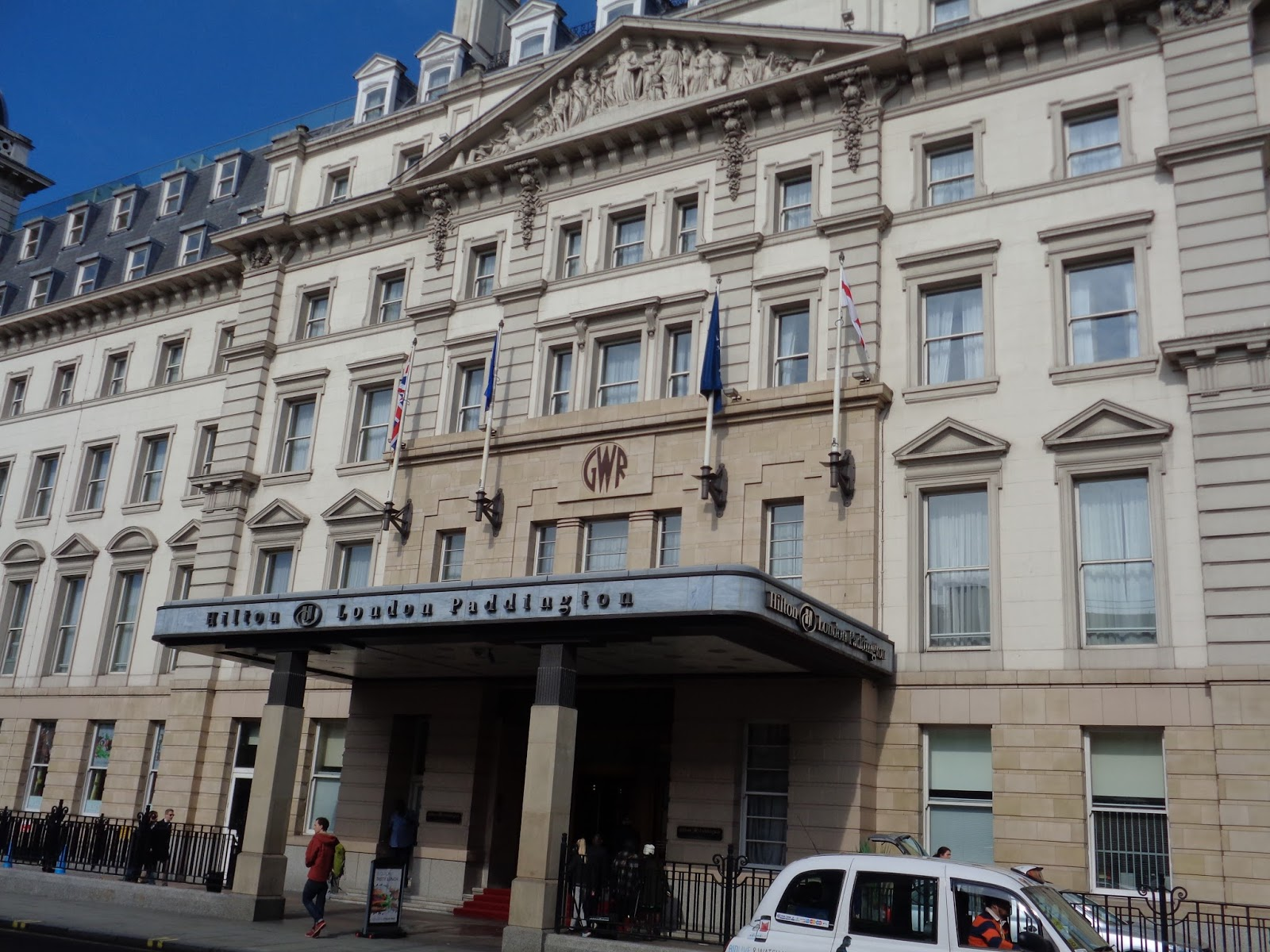 Hilton London Paddington Own Picture Taken In 2016