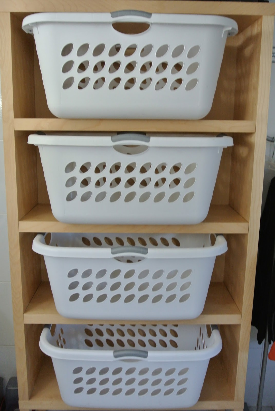 Separate Laundry Basket How To Organize Kids Laundry Step Two Morganize With