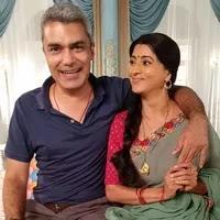 रीना कपूर अपने पति के साथ