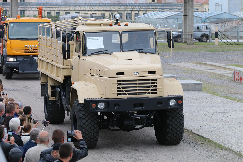 Бортовий автомобіль КрАЗ-5233ВЕ