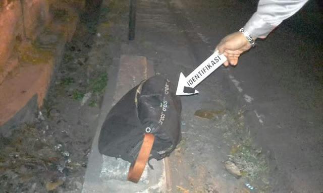 Gempar! Tas Diduga Berisi Bom Ditemukan di Dekat Kantor Golkar