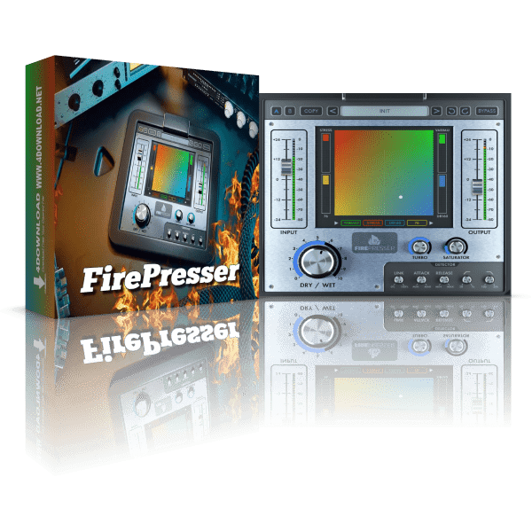 FireSonic FirePresser v1.4.0 Full version