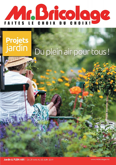 catalogue mr bricolage maroc mai juin 2019