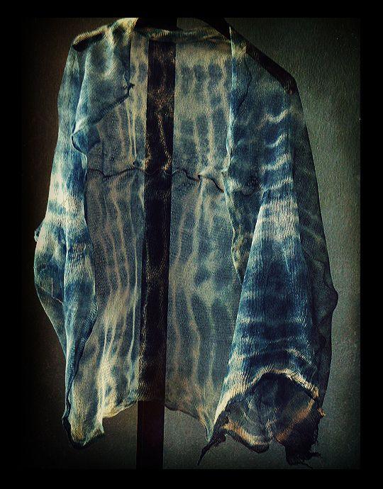 M Chant Studio Blog Indigo Tie Dye At Home