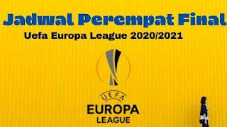 Jadwal Perempat Final Europa League